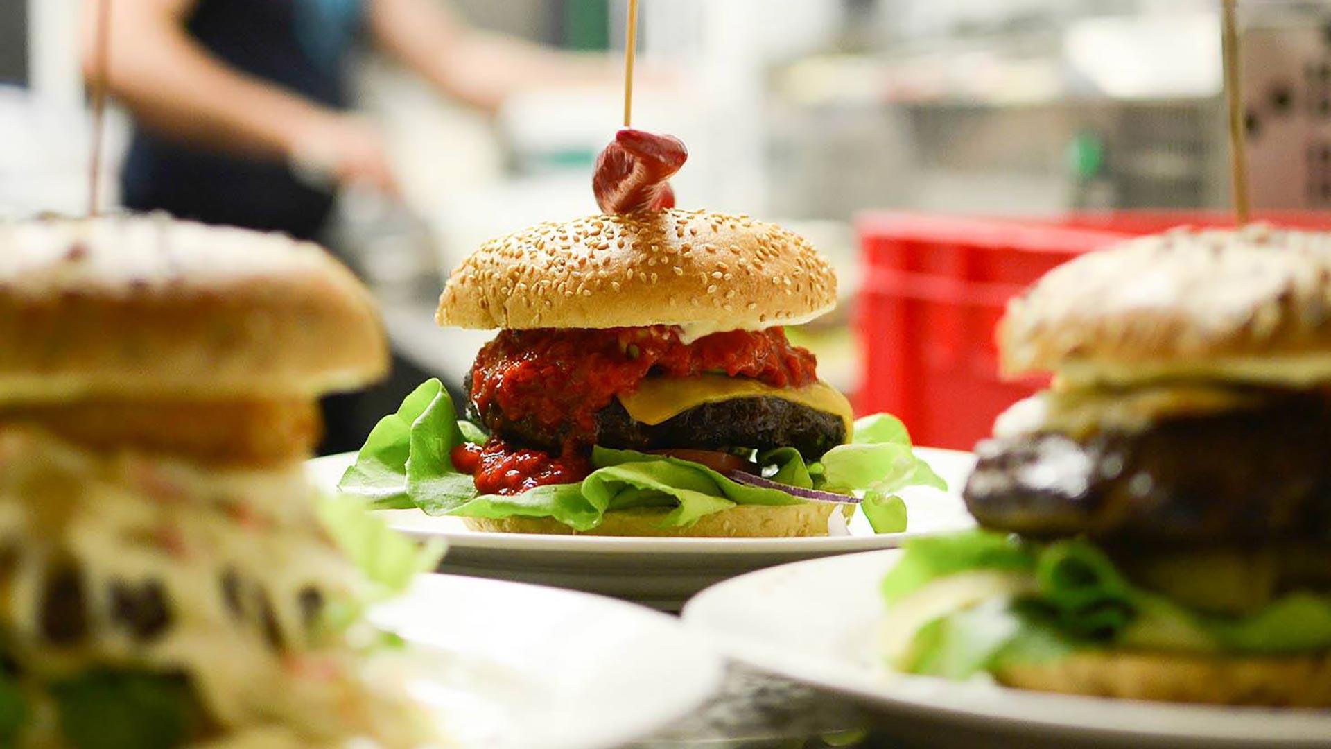 Velkommen til Vesterbros original Burgerrestaurant